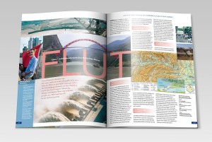Das Magazin über den Diercke Weltatlas verknüpft neues Kartenmaterial mit spannenden Reportagen und Unterrichtseinheiten.
