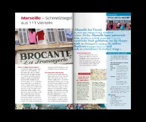 Referenzbeispiel der Städteinfos aus der Einführungskampagne zur Schulbuchreiche A Plus aus dem Cornelsen Verlag von der Werbeagentur Lehnstein aus Koblenz.
