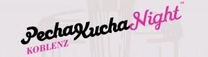 PechaKucha Night Koblenz Logo – Werbeagentur Lehnstein Koblenz
