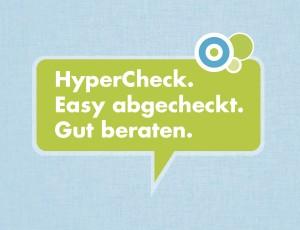 ADHS-App Hypercheck von MEDICE, GIMIK und LEHNSTEIN für betroffene Jugendliche.