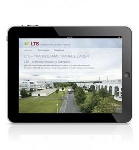 Referenzbeispiel aus der Digitalen Produktpräsentation mit 3D-Renderings für LTS von Lehnstein aus Koblenz.