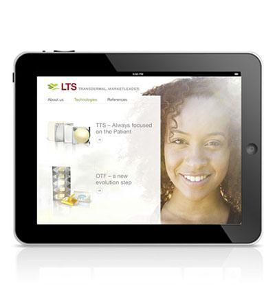 LTS Digitale Produktpräsentation – Werbeagentur LEHNSTEIN Koblenz Referenzen