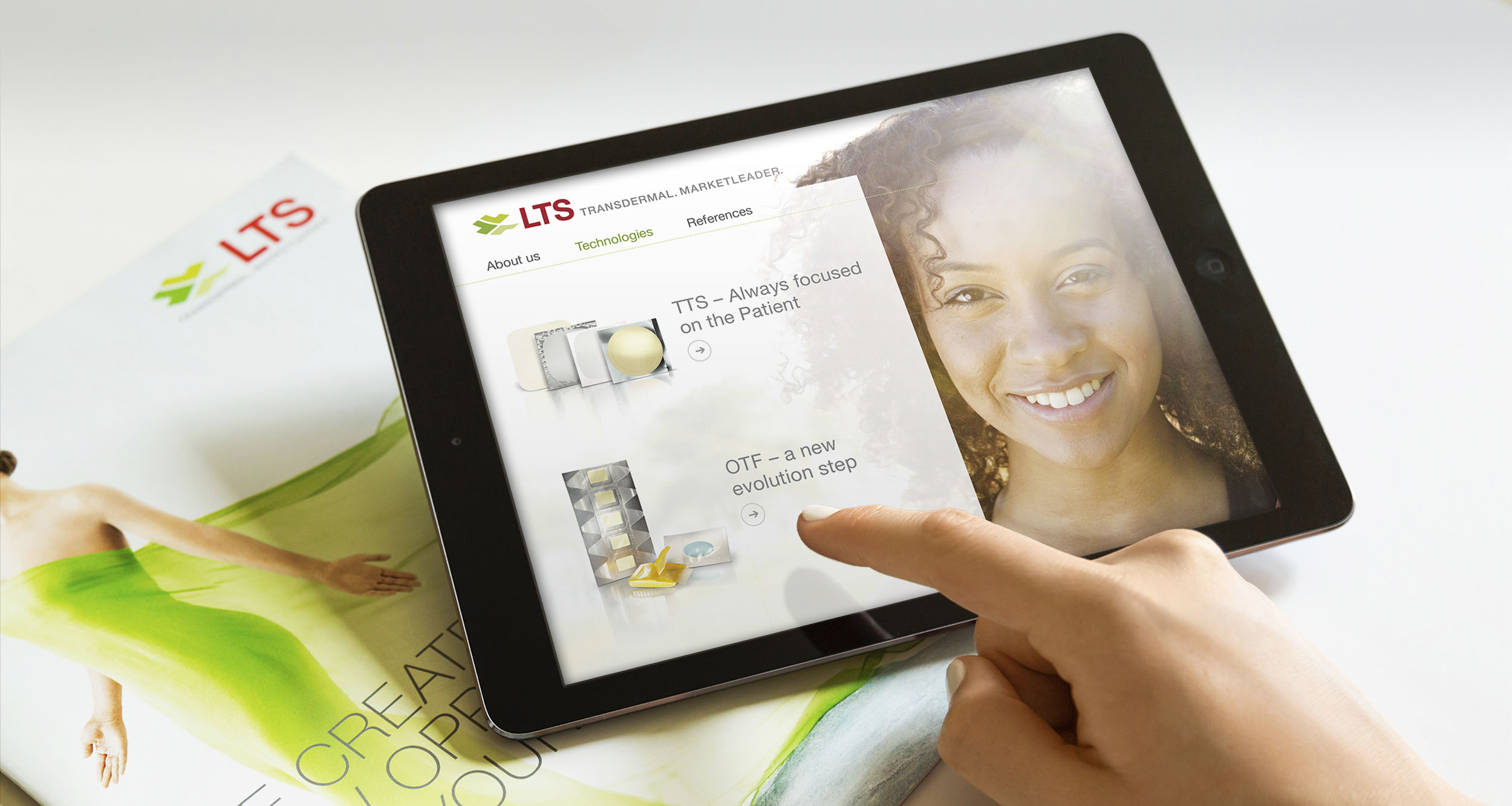 8 – LTS – digitale Produkpraesentation