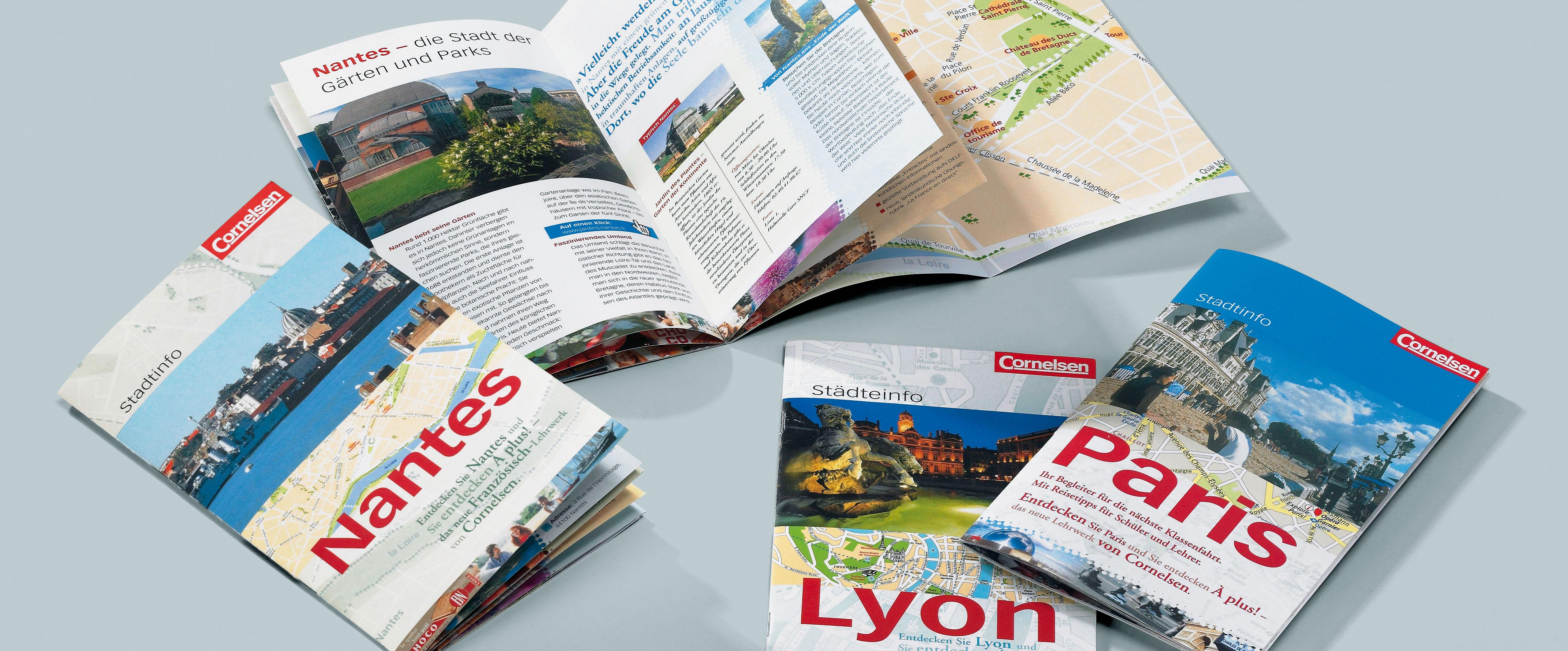 A Plus Produktkampagne Cornelsen – Werbeagentur LEHNSTEIN Koblenz Referenz