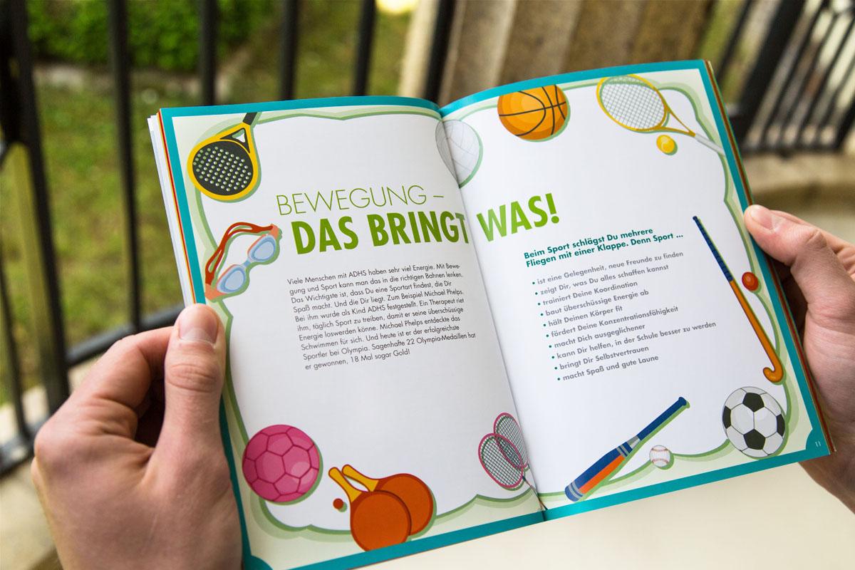 MEDICE Kampagne Booklet Vol 2 – Werbeagentur LEHNSTEIN Koblenz Referenzen